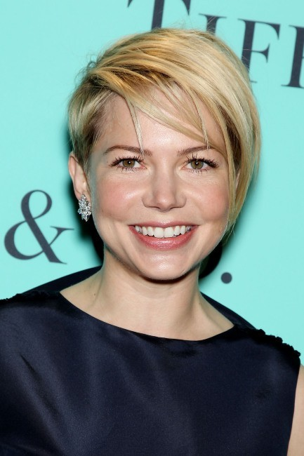Michelle Williams lors du gala Tiffany & Co. Blue Book Ball à New York, le 18 avril 2013.