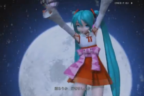 Photos : Miku Hatsune : la fausse star, complètement 2.0 !