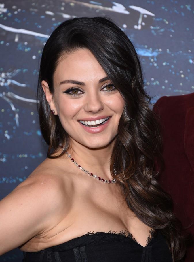Mila Kunis le 2 février 2015