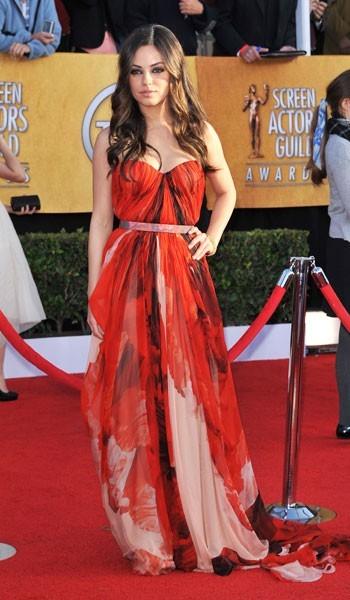 Photos : Mila Kunis pour les Screen Actors Guild Awards en 2011