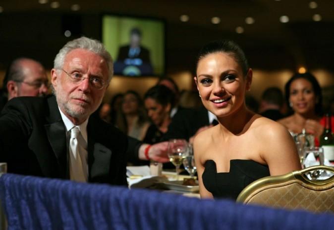 Mila Kunis, parmi les grands de ce monde !