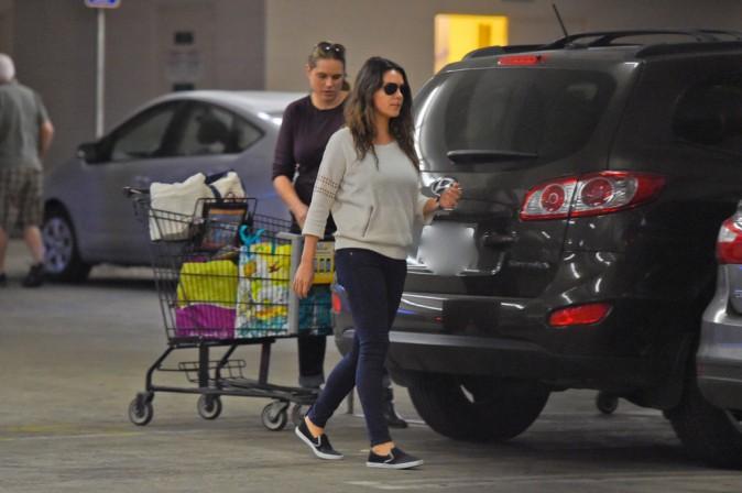 Mila Kunis le 25 novembre 2014