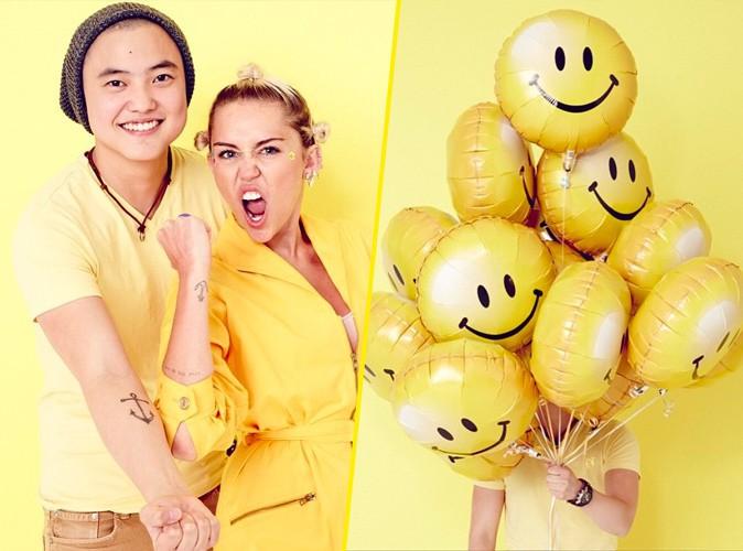 Miley Cyrus et Leo