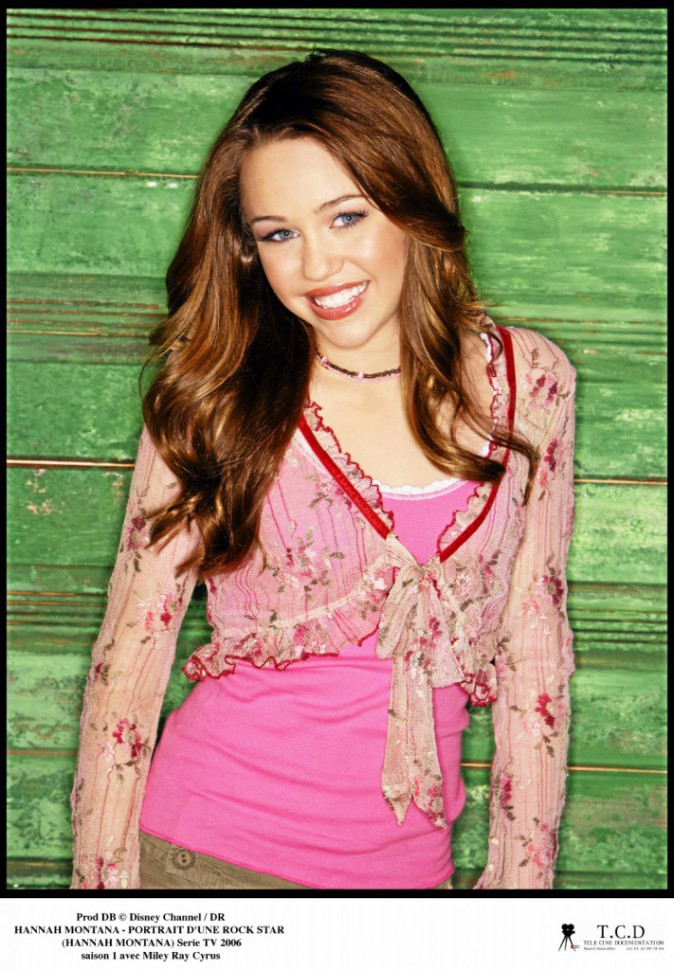 série Hannah Montana 2006