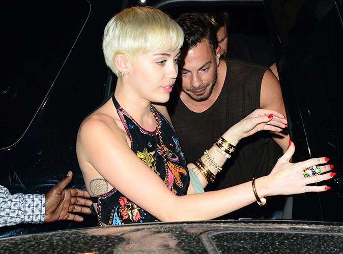 Miley Cyrus à Miami le 22 mars 2014