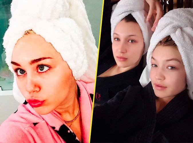 Photos : Miley Cyrus : elle s'en prend aux soeurs Hadid !
