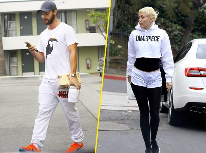 Photos : Miley Cyrus : fini la belle vie avec Patrick Schwarzenegger, elle rentre à LA et vend sa maison !