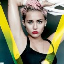 Miley Cyrus : hot hot hot pour V Magazine...