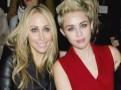 Photos : Miley Cyrus : repérée avec sa maman sur le front row des défilés !