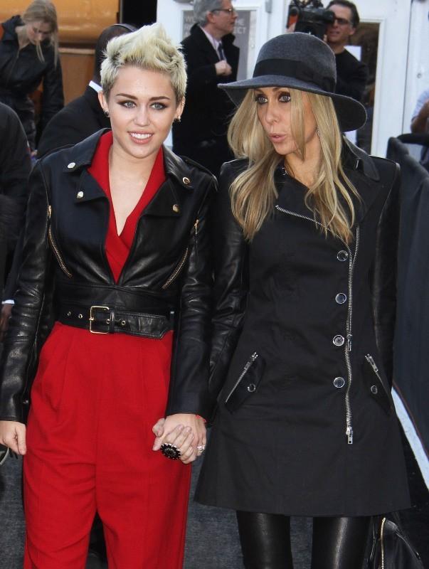 Miley Cyrus 13 février 2013 à New York