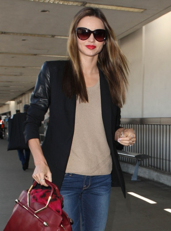 Miranda Kerr, Los Angeles, 26 avril 2013.
