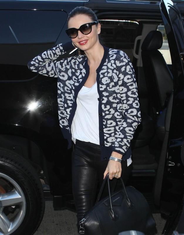Miranda Kerr le 15 janvier 2013 à Los Angeles
