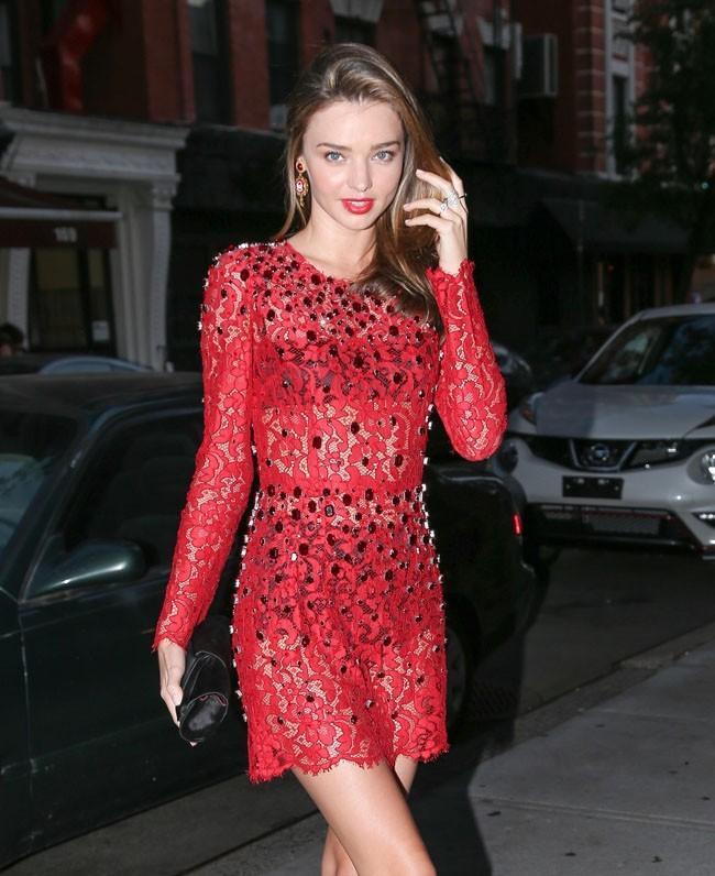 Miranda Kerr le 21 juin 2013 à New York
