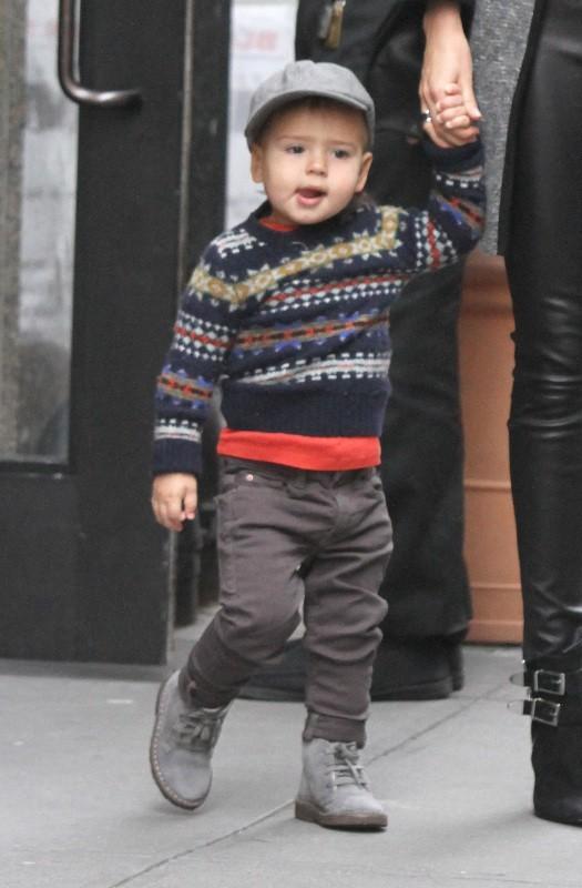 Flynn Bloom-Kerr à New York, le 29 novembre 2012.
