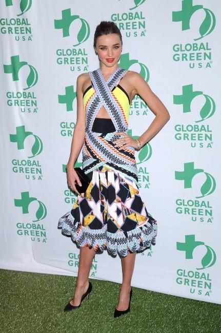 Miranda Kerr le 20 février 2013 à Los Angeles