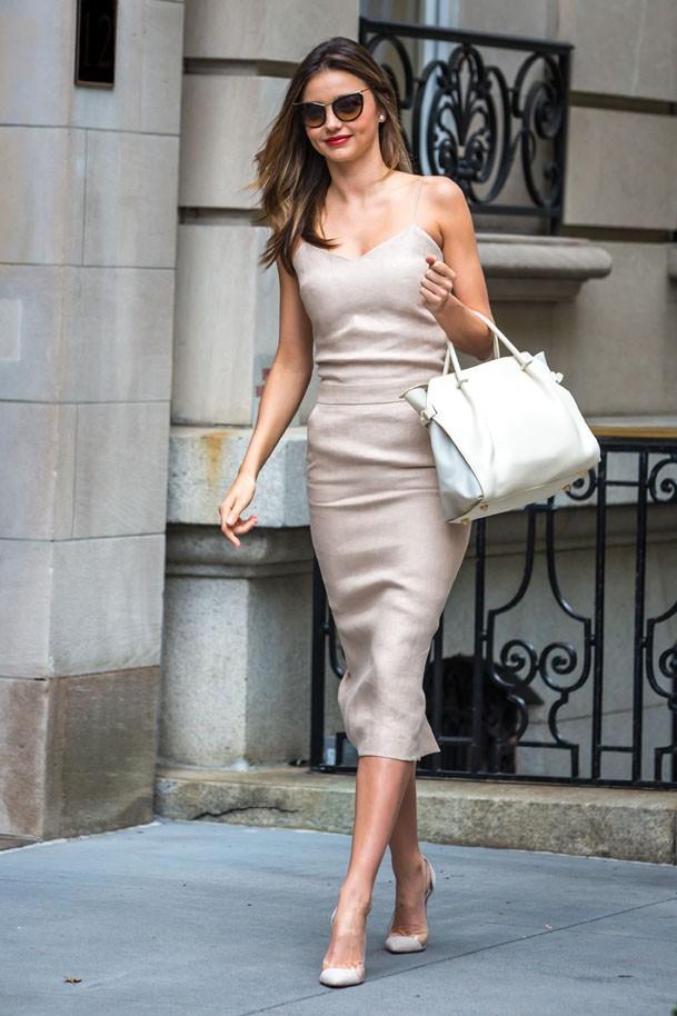 Miranda Kerr à New-York le 16 juillet 2014