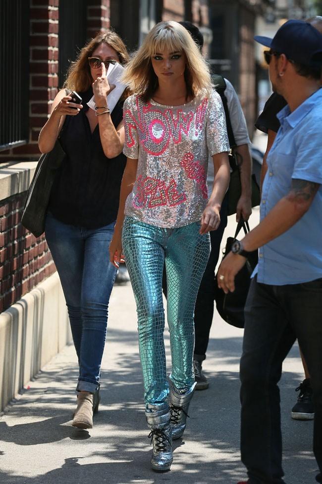 Miranda Kerr le 29 juin 2012 à New York