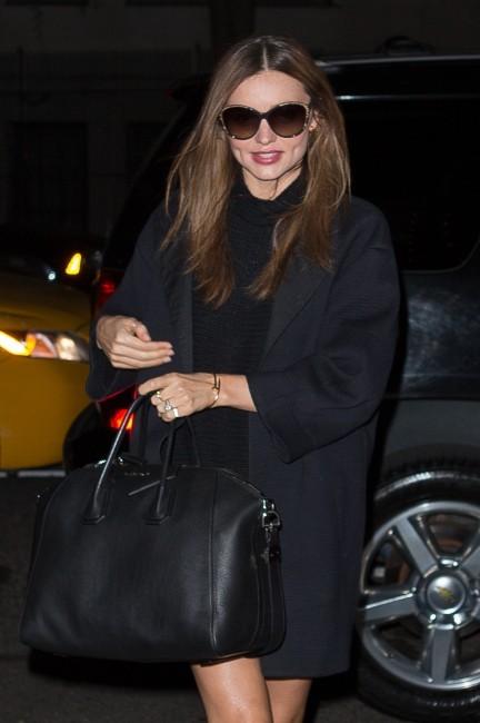 Miranda Kerr à New York, le 14 novembre 2012.