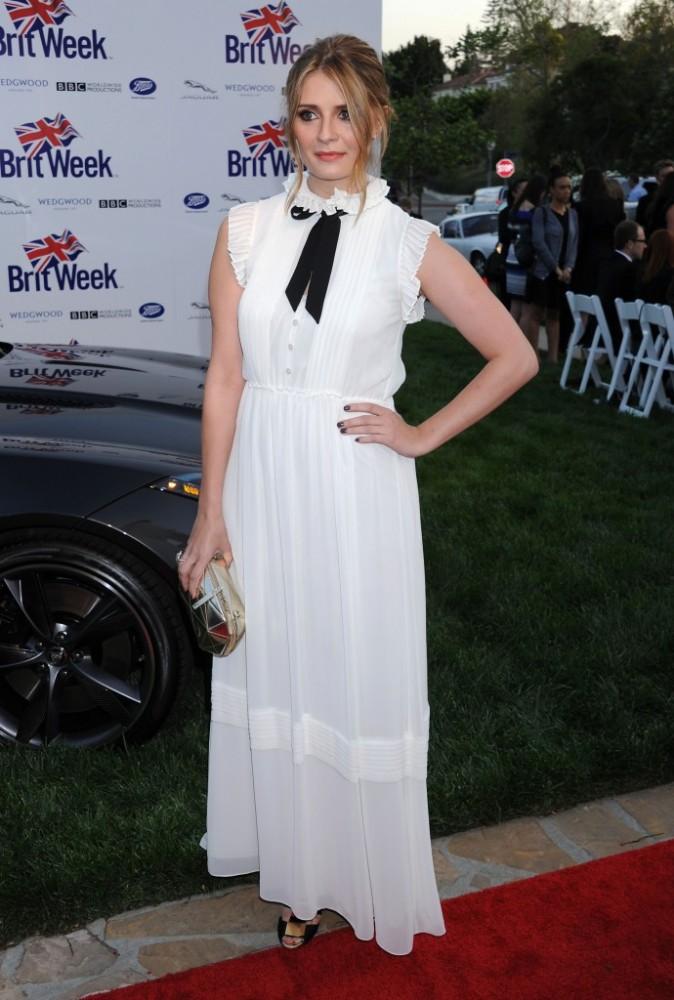 Mischa Barton au BritWeek Festival, Los Angeles le 23 avril 2013