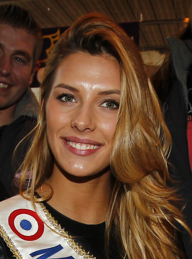 Camille Cerf Miss France