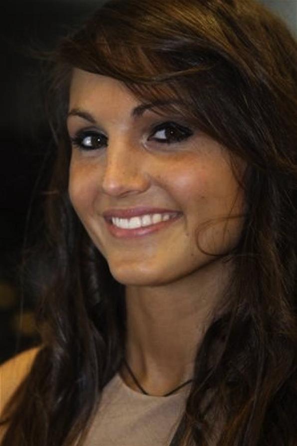 Emilie Koenig, la Miss Alsace 2013