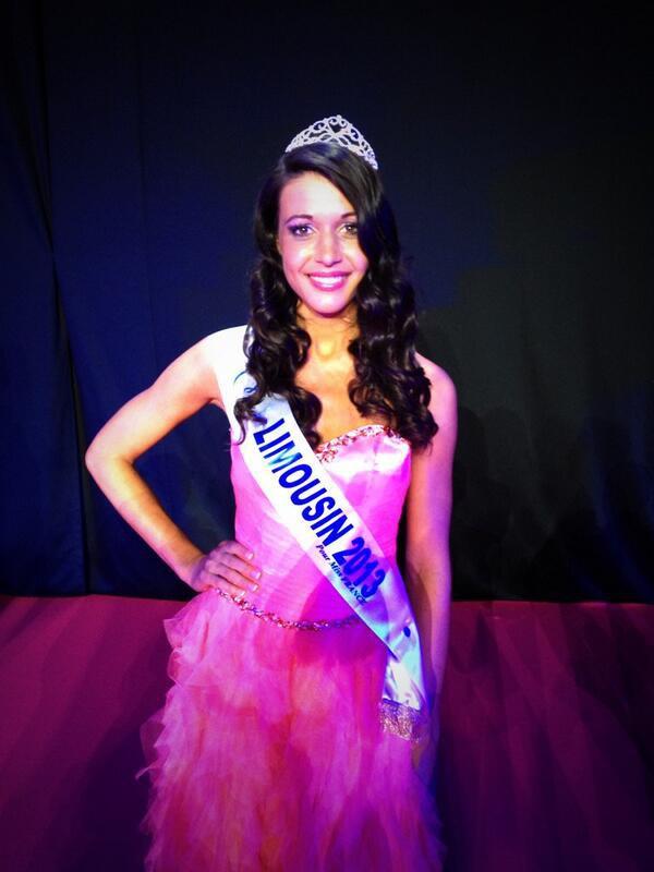 Caroline Dubreuil - Miss Limousin