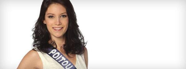 Laura Pierre - Miss Poitou-Charentes