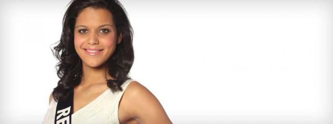 Vanille M'Doihama - Miss Réunion