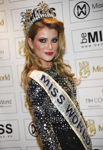 Photos : Miss Monde 2015 : Qui est la lauréate espagnole, Mireia Lalaguna ?