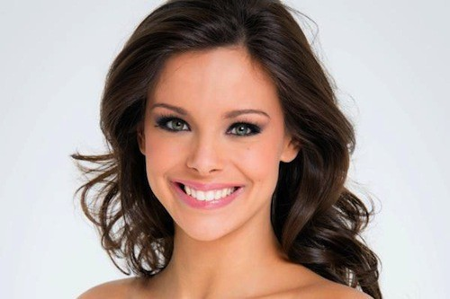 Miss France, Marine LORPHELIN, 20 ans