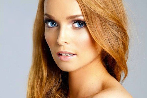 Miss Irlande, Aoife WALSH, 23 ans
