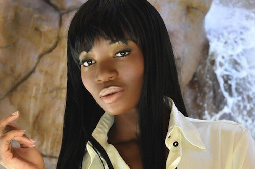 Miss Namibie, Paulina MALULU, 24 ans