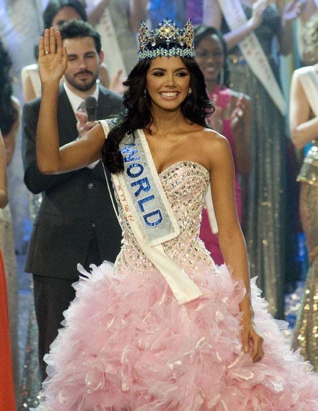 Ivian Lunasol, la Miss Monde 2011 !