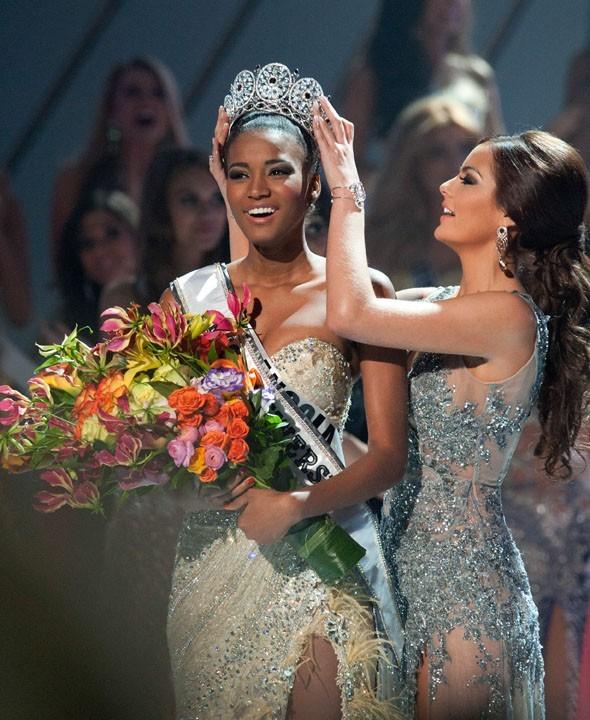 Souvenez-vous, Leila Lopes et devenue Miss Univers en septembre ...