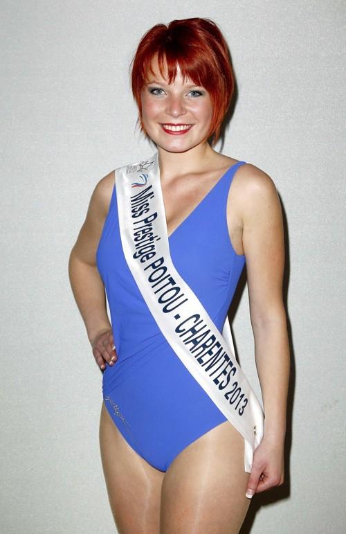 Miss Prestige Poitou-Charentes : Lina Fournigault