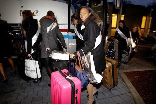 Photos : Miss Prestige National : les candidates débarquent à Strasbourg !