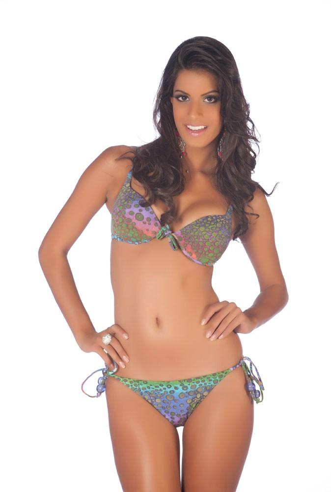 Candidate à Miss Univers 2011 : Miss Mauritanie