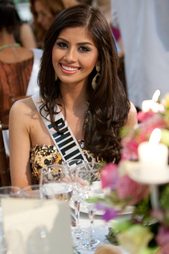 La très nature Miss Philippines