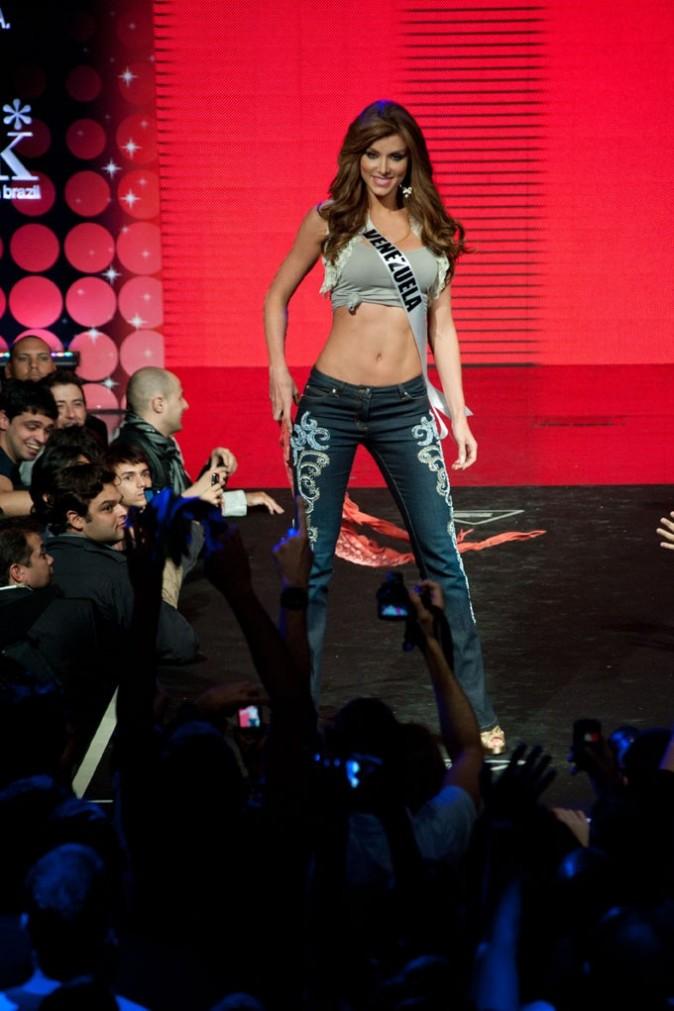 La très sensuelle Miss Venezuela