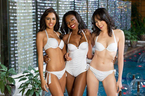 Miss Turquie, Miss Namibie, Miss Singapour