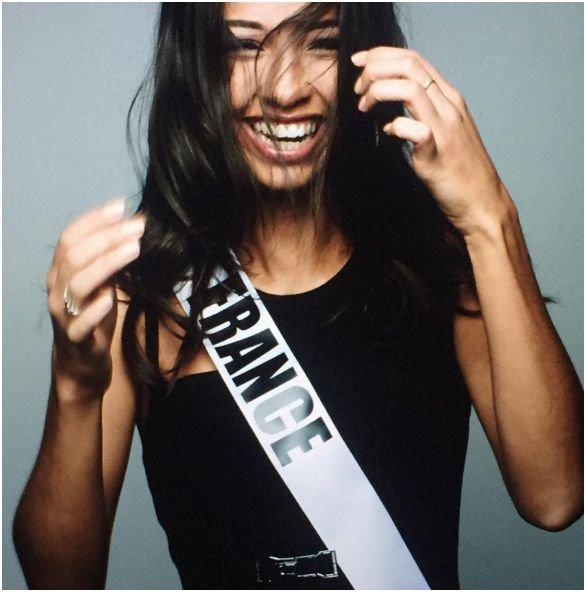 Photos : Miss Univers : Flora Coquerel divine en bikini !