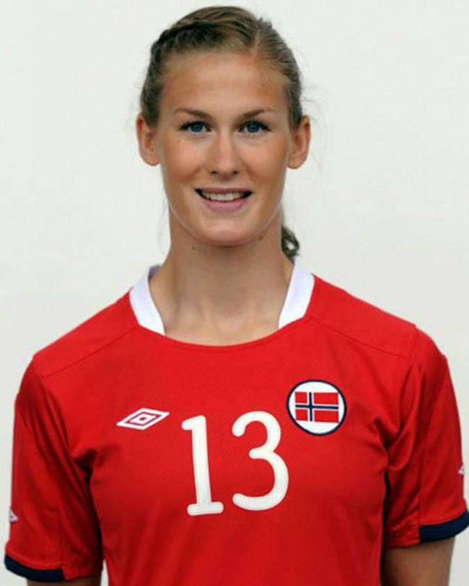 Madeleine Giske - Danemark