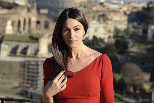 Photos : Monica Bellucci et Daniel Craig : une James Bond Girl radieuse aux côtés de son 007 !