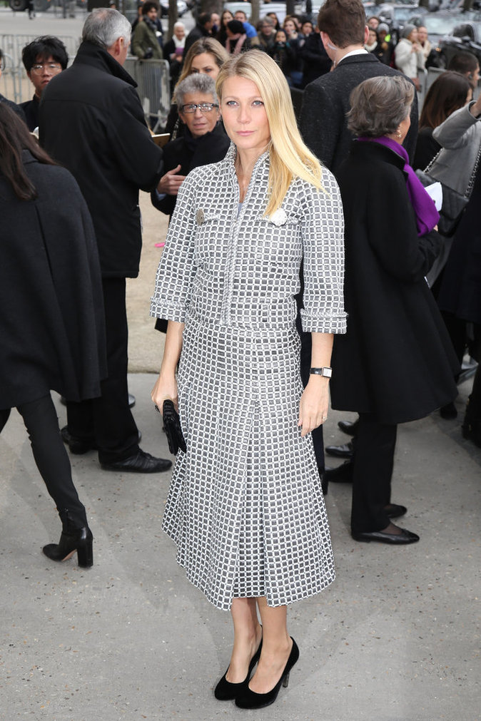 Photos : Monica Bellucci / Gwyneth Paltrow : duel de belles chez Chanel
