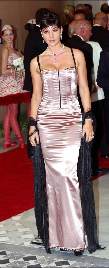 Monica Bellucci en 2002