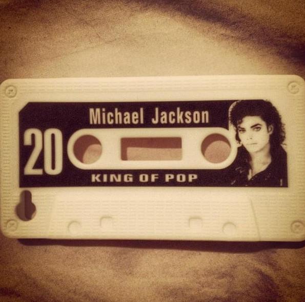 Une fan inconditionnelle du roi MJ !