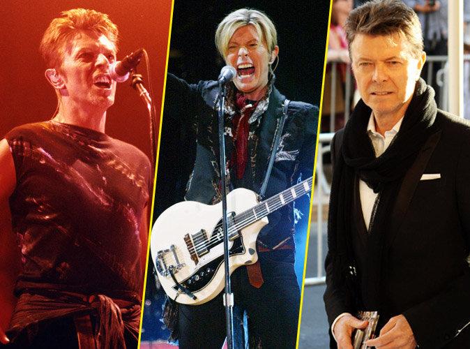 David Bowie : la légende est morte à l'âge de 69 ans