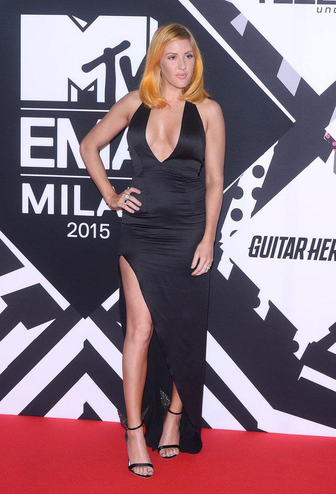Ellie Goulding le 25 octobre 2015