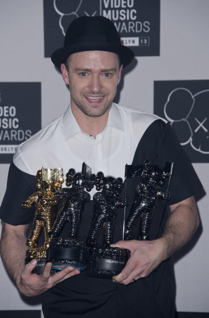 2/ Justin Timberlake : une époustouflante consécration !