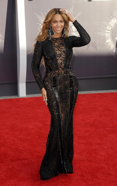 Beyoncé sexy lors des MTV VMA 2014